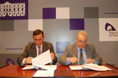 Acuerdo entre Diputación y Cruz Roja