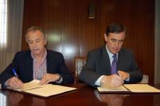 J.A. de Miguel y Antonio Pardo