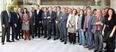 Senadores populares de Castilla y León