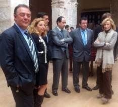 De la Vega inaugura la Feria Dearte y valora que Soria tiene recursos para afrontar con optimismo el futuro