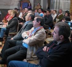 Asistentes al primer encuentro sobre asociacionismo de Tierras Sorianas del Cid