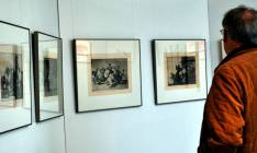 Grabados de Goya en la muestra