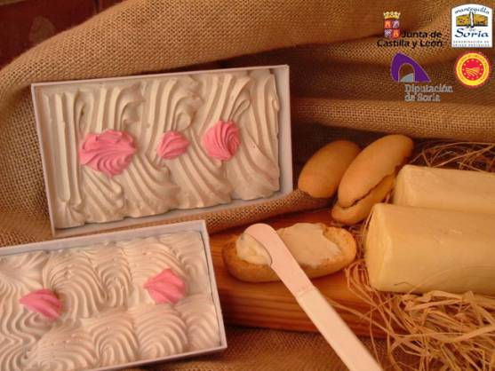 Productos de Mantequilla de Soria