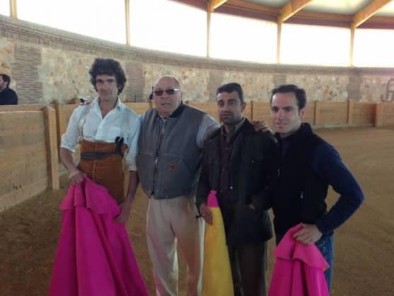 Rubén Sanz en Cantinuevo