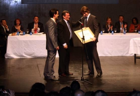 De Francisco, (izda.), Martín y Mínguez