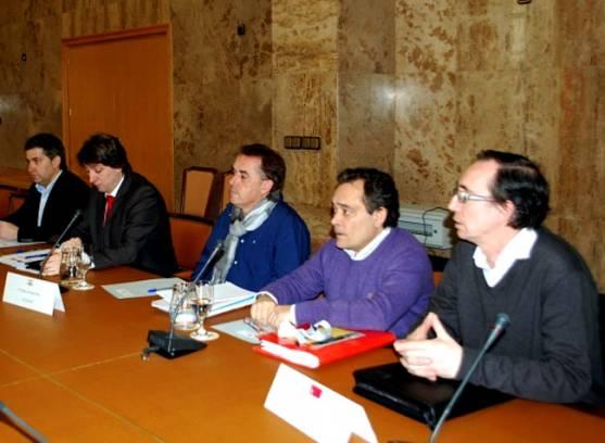 Reunión de marzo con el ministerio