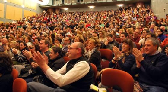 La Audiencia, abarrotada en el nombramiento de los nuevos alcaldes de barrio.