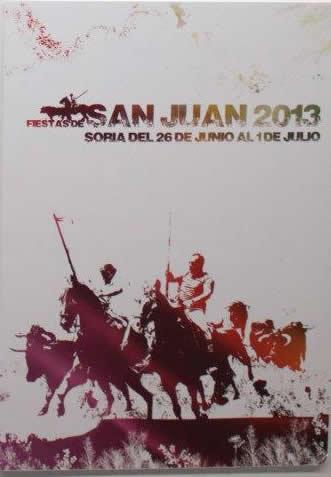 Blancolor carte de San Juan 2013
