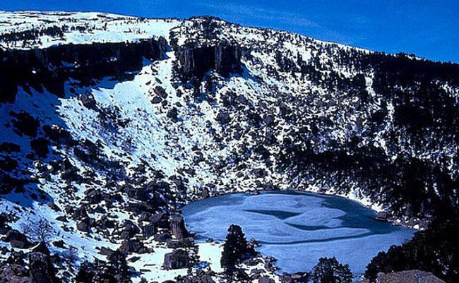 Laguna Negra, en la Sierra de Urbión