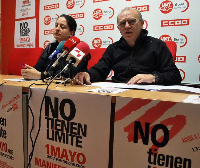 Gómez (dcha.) y Romero
