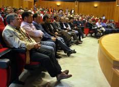 Asamblea de Asaja en el Campus.