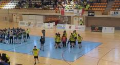 Celebracion de Zamora ante la decepción del Aranga