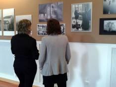 Exposición en la Escuela de Artes