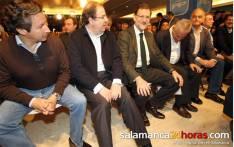 Rajoy, con Herrera, en Salamanca