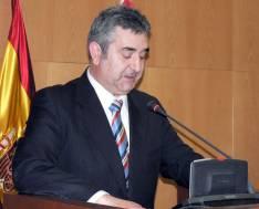 El director del hotel, Carlos Irigoyen