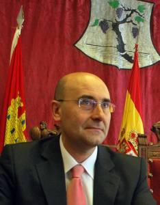 Jesús Manuel Alonso, alcalde de Ágreda