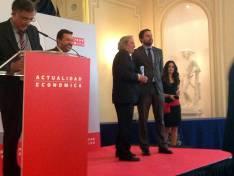 Éntrega del galardón en Madrid