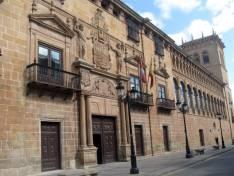 Palacio de la Audiencia de Soria.