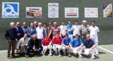 El primer festival de pelota Ciudad de Sevilla ha sido un éxito