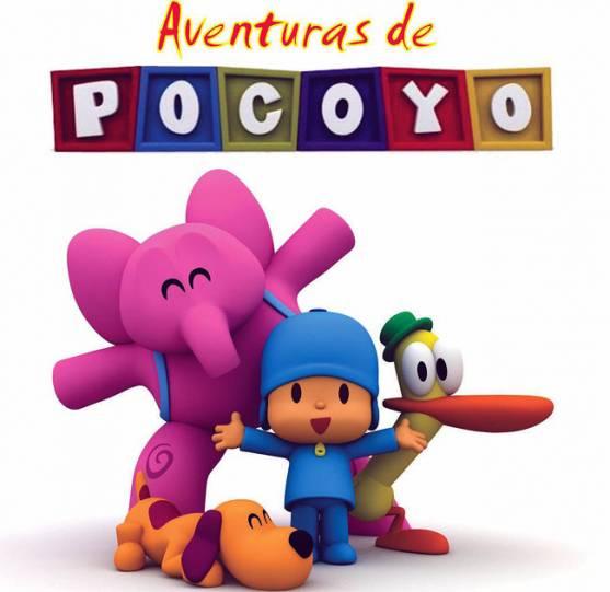 Pocoyó y sus amigos, en Soria