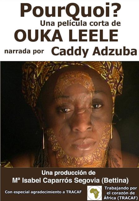 Cartel anuniador de la película