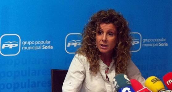 La concejal Valentina Liso.