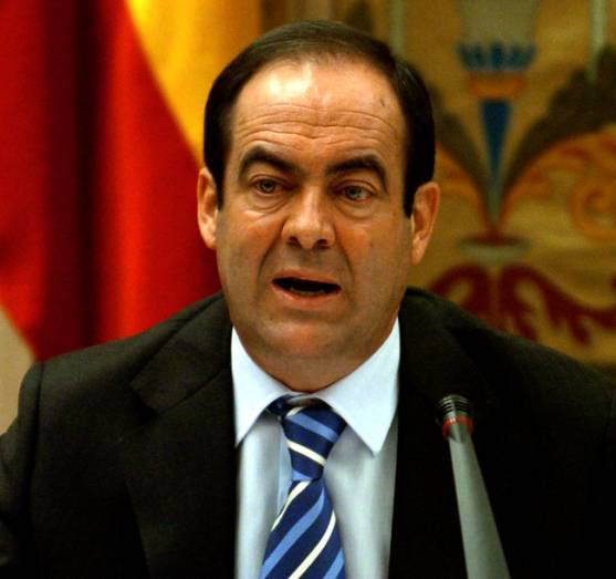 El pregonero, José Bono