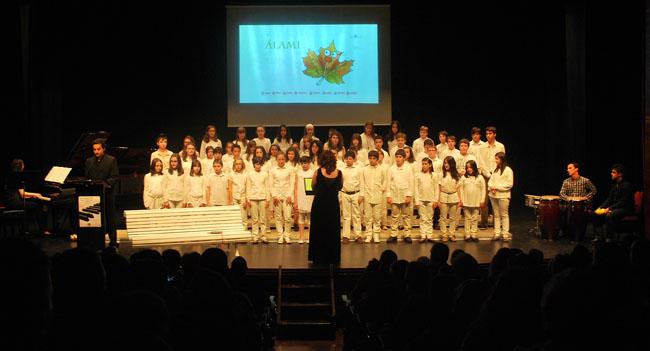 Coro de Voces Blancas del Conservatorio