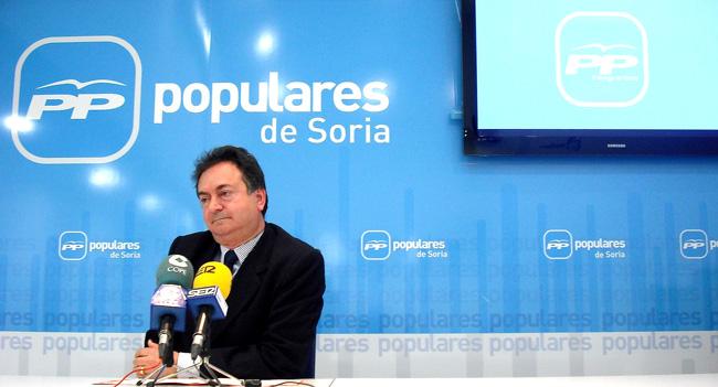 Alonso, presidente del PP burgense