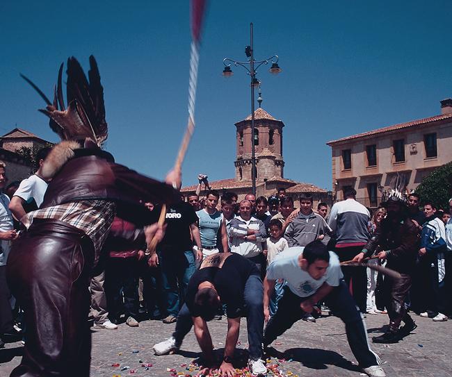 Zarrones en Almazán