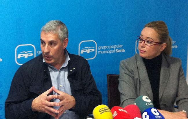 Rodríguez (izda.) y Fuentes.