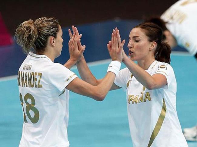 Foto 1 - La Selección Nacional Femenina de Balonmano disputará un partido en Soria ante Macedonia