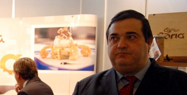 Santamaría es vicepresidente de la Cámara