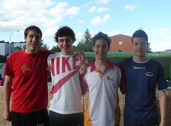 Nadadores soriano