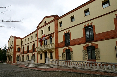 Sede de la Presidencia de la Junta de Castilla y León