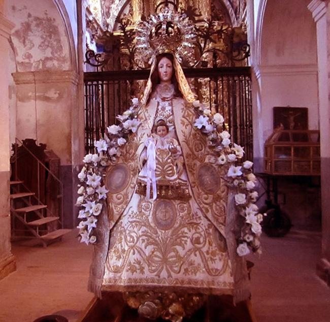 Virgen de los Remedios este domingo