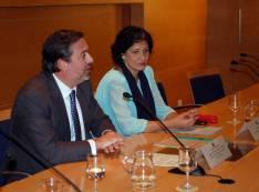 Federico Ramos en la presentación de ADAPT CCA