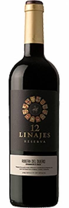12 Linajes Reserva, de San Esteban.