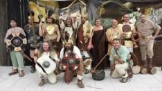 Tierraquemada lleva su espectáculo celtíbero a Lugo en 'Arde Lucus'