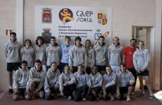 Grupo de atletas de Javier García Chico