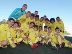 Equipo Villarreal Campeón