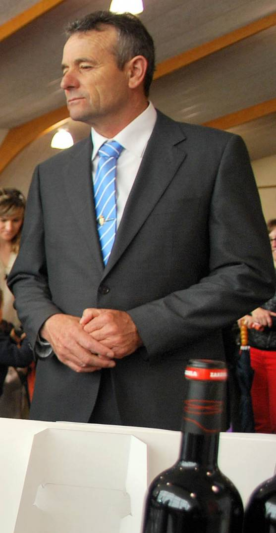 Teófilo Hernando, director de la feria.
