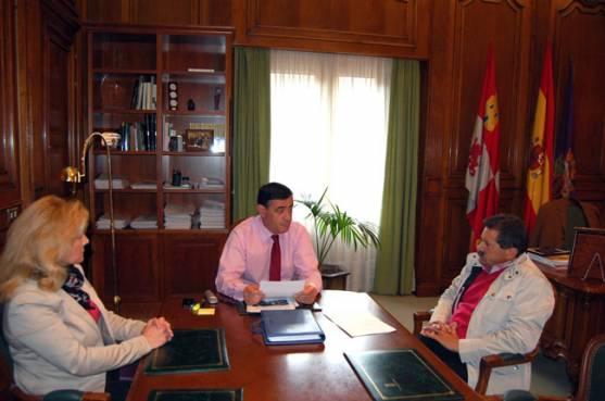 Pérez, Pardo y García Olalla