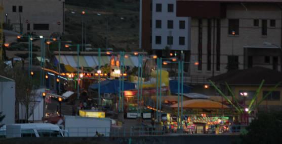 Ferias en Soria este sábado.