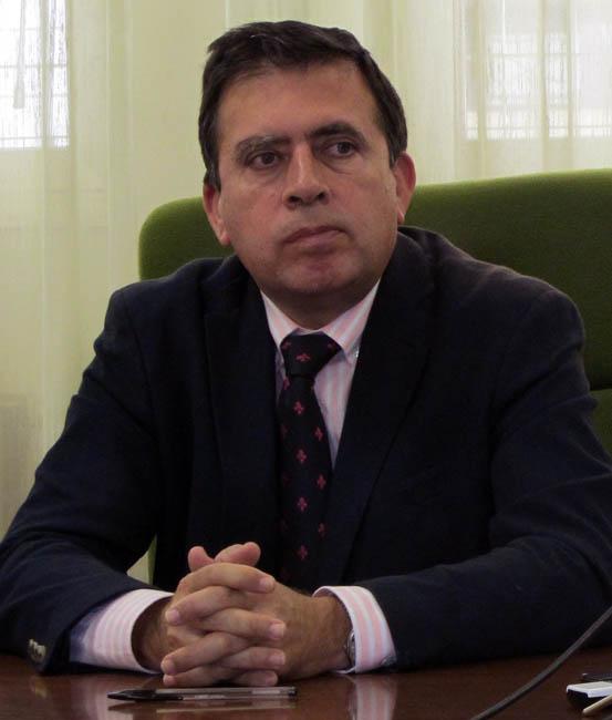 El director de Educación, Javier Barrio.