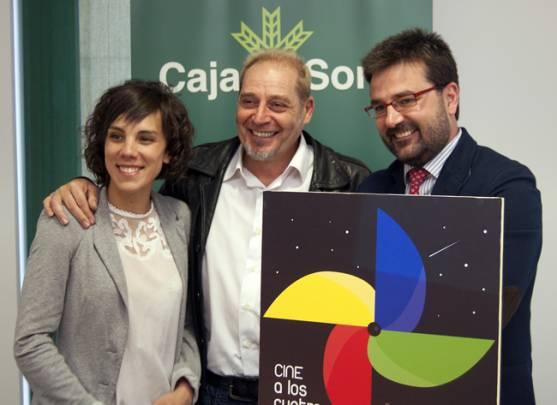 Andrés, (izda.), Muñiz y Munilla.