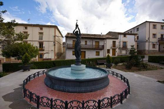 Plaza Mayor de Serón