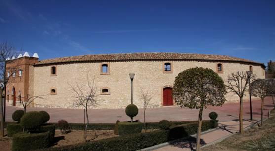 Plaza de toros de El Burgo de Osma