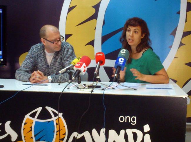 Roberto Ortega y Ana Gómez