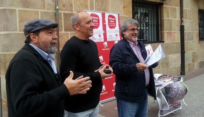 Madrid, (izda.), García y González.